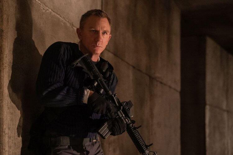 《007:生死交戰》丹尼爾克雷格。