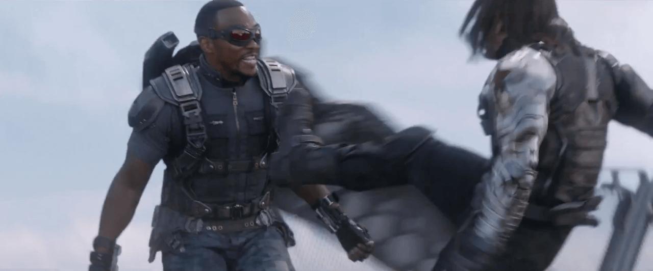 由黑洗白的冬兵巴奇,將和獵鷹聯手發展新系列影視作品。