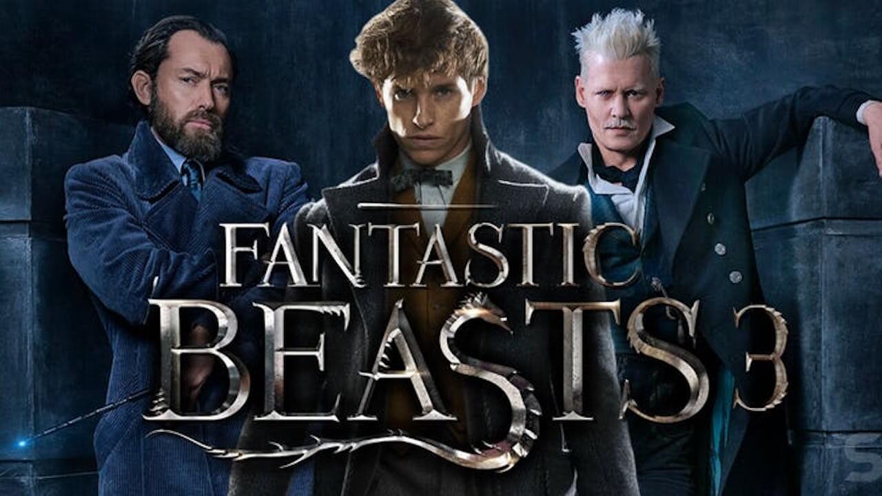 《怪獸與葛林戴華德的罪行》後, 續集《怪獸3》還需要一點時間!莫魔「雅各」丹富勒透露延期開拍原因——首圖