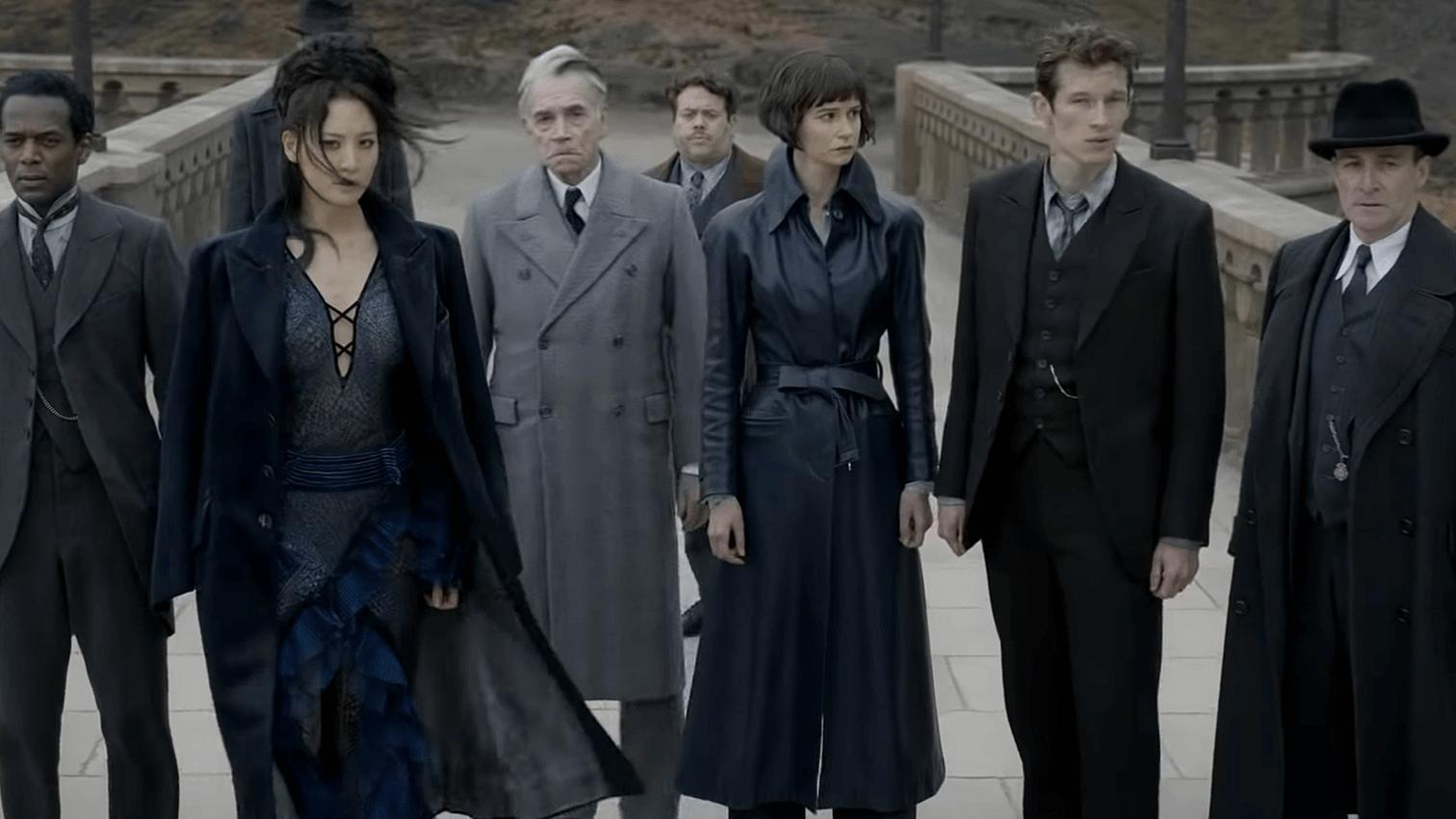 《怪獸與牠們的產地》系列第三部電影檔期敲定  將於 2021 年 11 月上映首圖