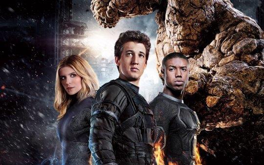 《驚奇4超人》(Fantastic Four)