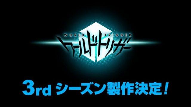 《境界觸發者》第三季動畫宣布。