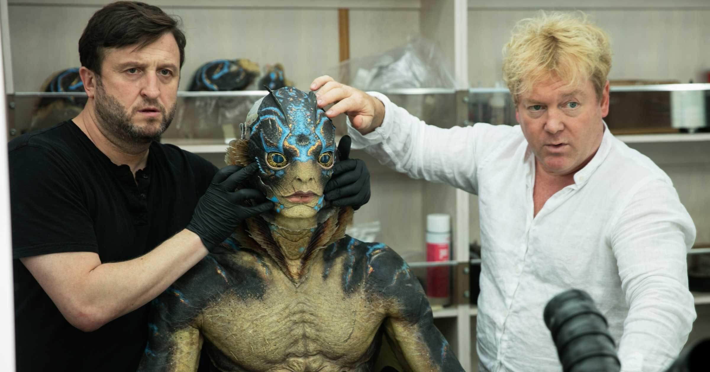 《 水底情深 》裡的男主角——一位勾引女性人類的人魚之神