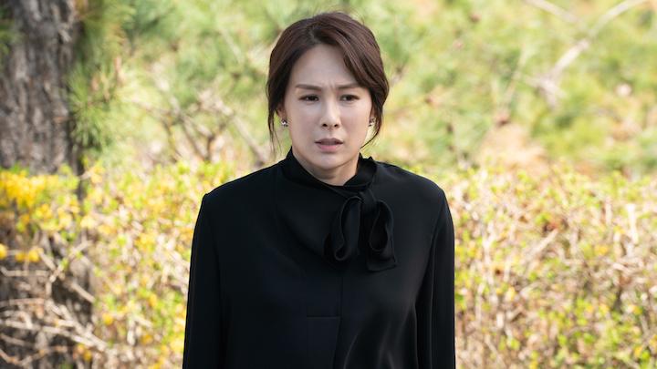 韓星:蔡姸在《亞洲怪談》韓國 Mongdal 中的劇照。
