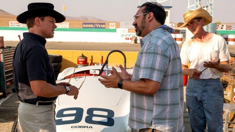 《賽道狂人》不只卡司亮眼,導演詹姆士曼格掌鏡之作更是屢獲國際大獎肯定。
