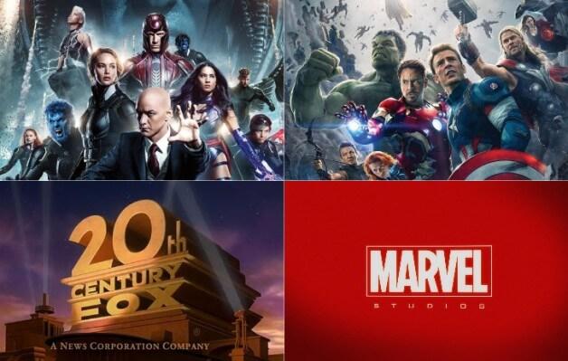 《X 戰警》《驚奇 4 超人》等超級英雄的電影版權將隨著迪士尼收購福斯而回歸漫威工作室所有。