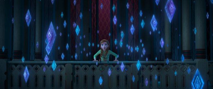 《冰雪奇緣 2》電影視覺驚人。