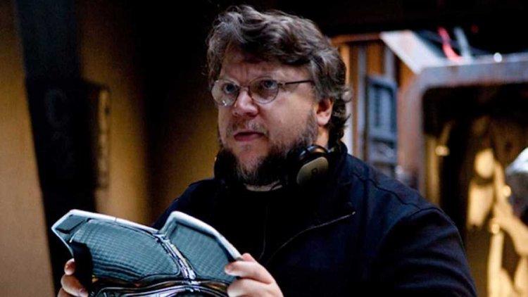 《環太平洋》導演吉勒摩戴托羅。