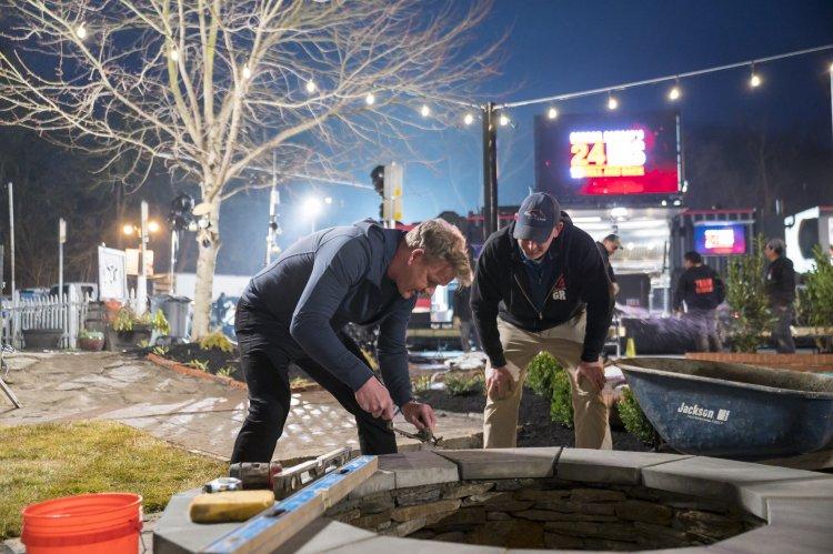 《24 小時拯救餐廳大作戰 第 3 季:拯救城鎮-天災特輯》節目畫面。