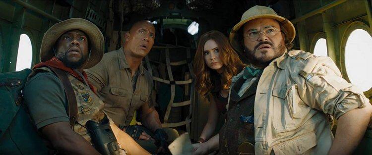 接續 2017 年「瘋狂叢林」,2019 年電影《野蠻遊戲:全面晉級》熟面孔再次回歸玩命冒險。