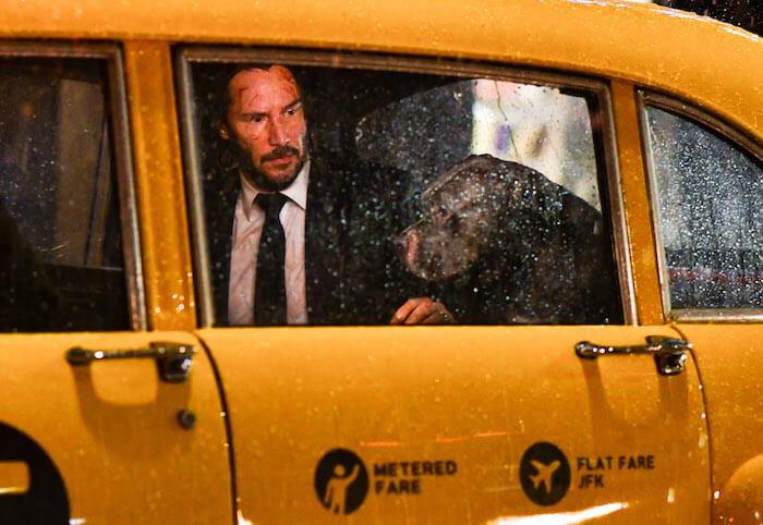 《捍衛任務 3:全面開戰》片中,基努李維飾演的最強殺手約翰維克,網友更膩稱為「地表最強愛狗人士」。