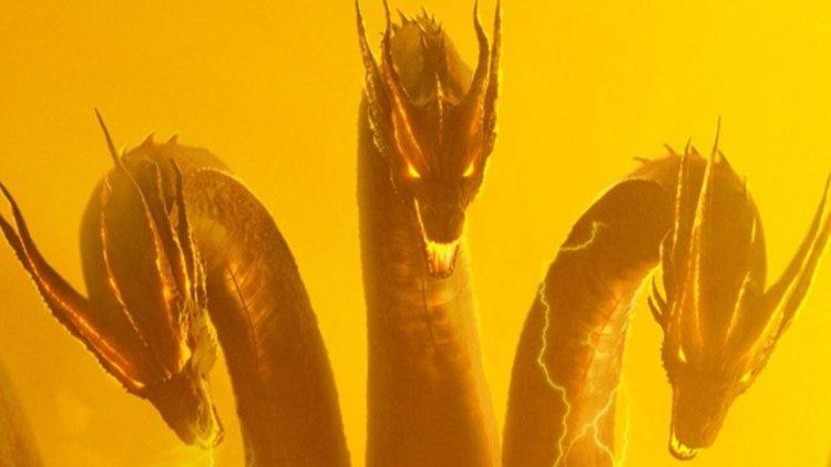《哥吉拉 Ⅱ:怪獸之王》中的三頭巨龍基多拉,分別擷取三位演員動態製作,分別擁有不同性格,擁有極高人氣。