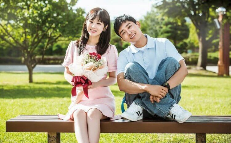 張娜拉主演韓劇《Go Back 夫婦》。