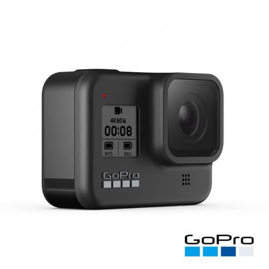 GoPro HERO8 Black。