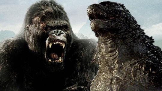 《哥吉拉對金剛》(Godzilla vs Kong) 2020年11月上映