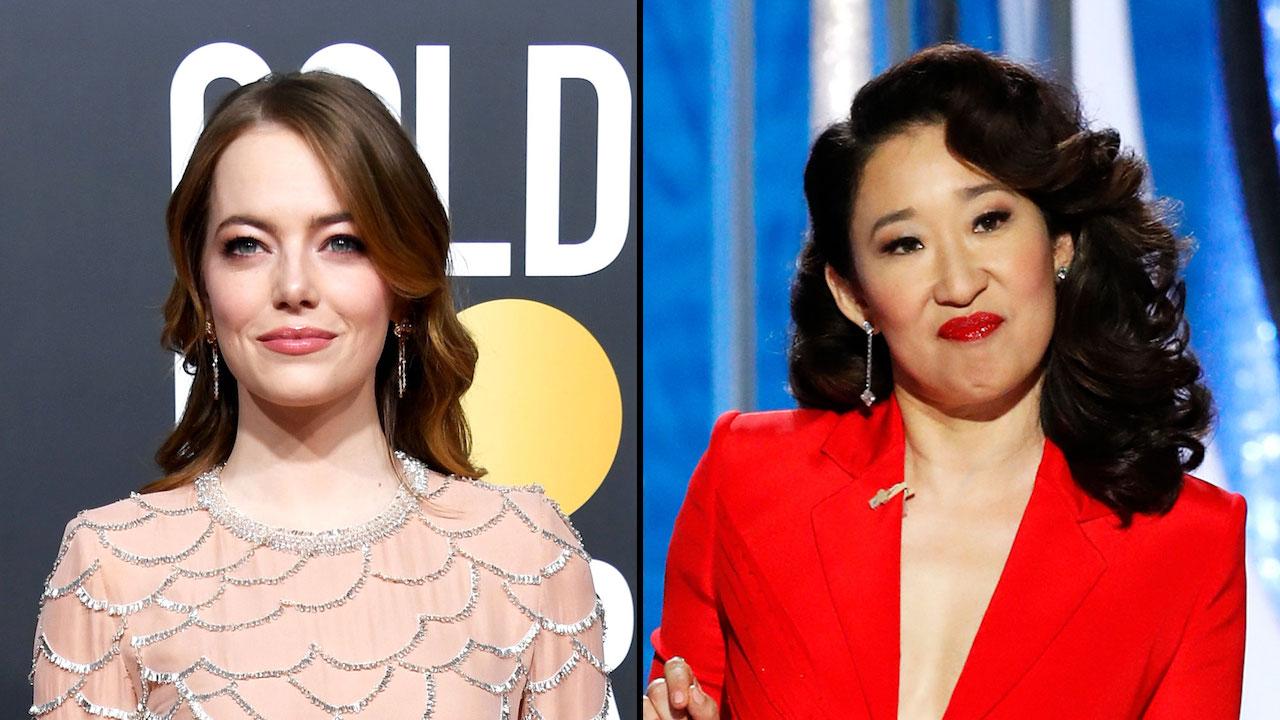 【第 76 屆金球獎】艾瑪史東「被道歉」?亞裔女星吳珊卓主持盛典大酸好萊塢洗白文化首圖