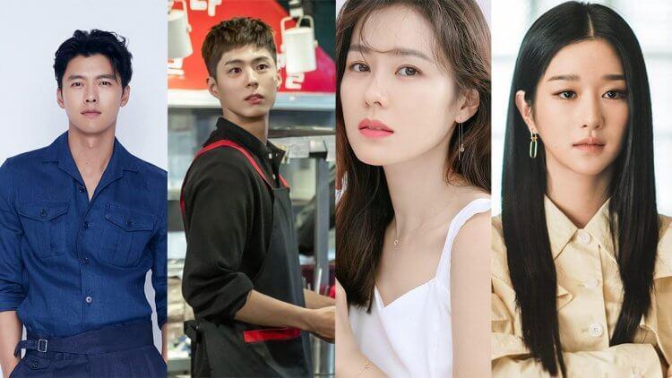 Google公布韓國年度熱搜演員排行榜TOP10,徐睿知、朴寶劍、朴敘俊都敵不過「他」的魅力!首圖