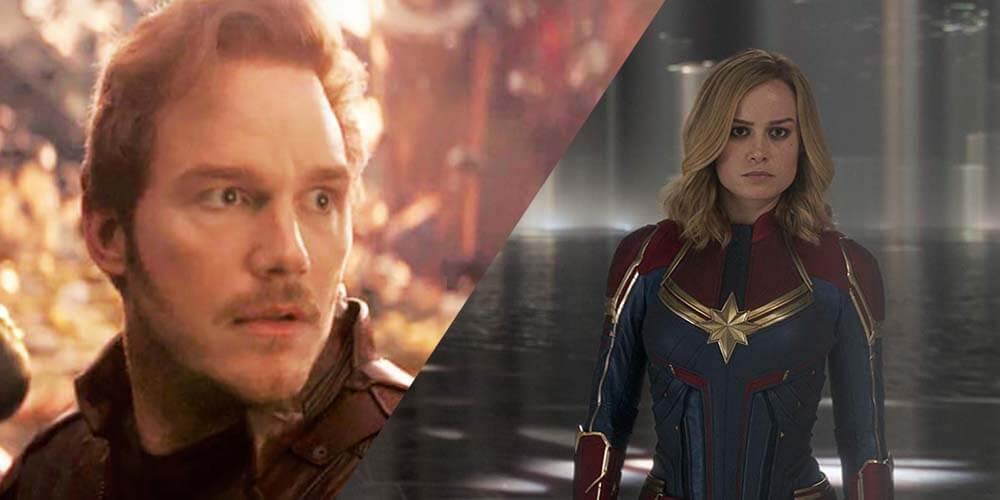 《驚奇隊長》票房表現優異,若發展續集將會與《星際異攻隊》劇情串接,成為其前傳故事。