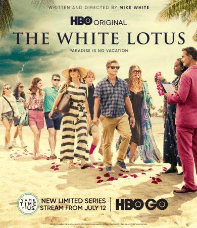 HBO 意外不斷的情境喜劇《白蓮花大飯店》(THE WHITE LOTUS)