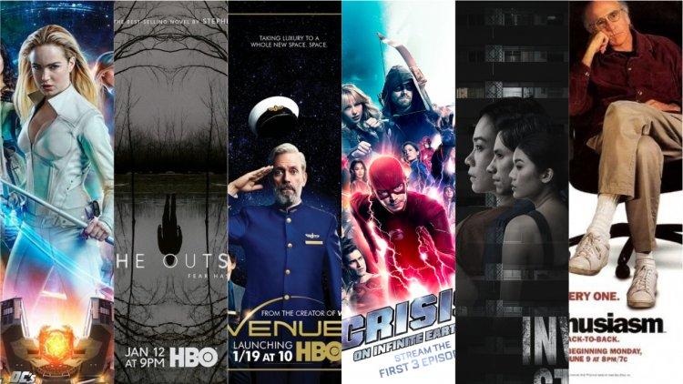 HBO 攜手 Warner TV 強推 DC《明日傳奇》、HBO 原創《五號大道》、史蒂芬金《局外人》等強檔影集,陪你迎接 2020首圖