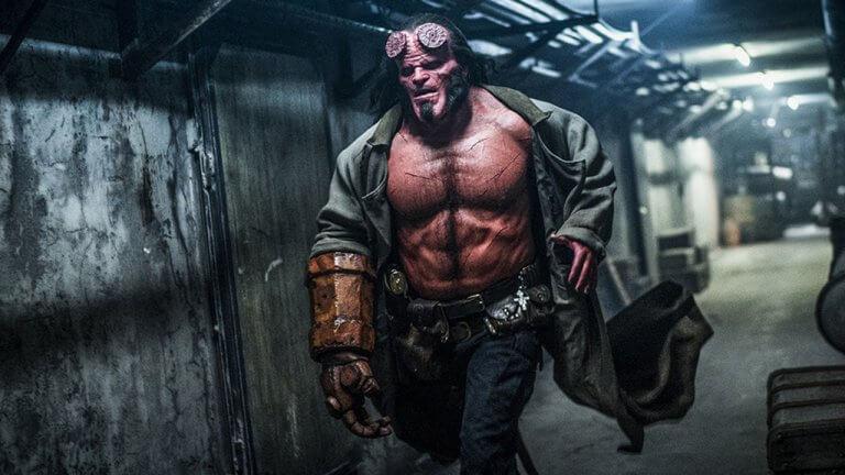 《地獄怪客:血后的崛起》全新劇照。