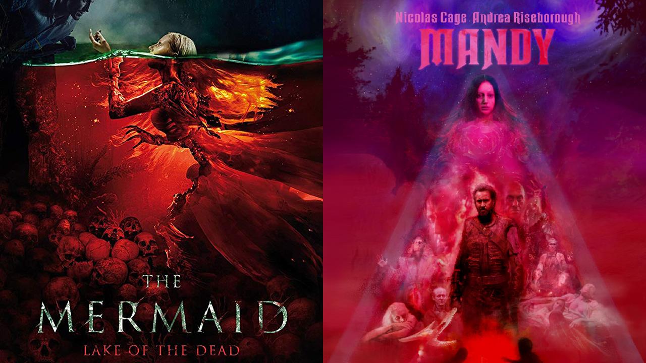 【專題】恐怖系列:12 部逼出你極致恐懼的電影 (1)《鬼人魚:死水禁地》《曼蒂》首圖