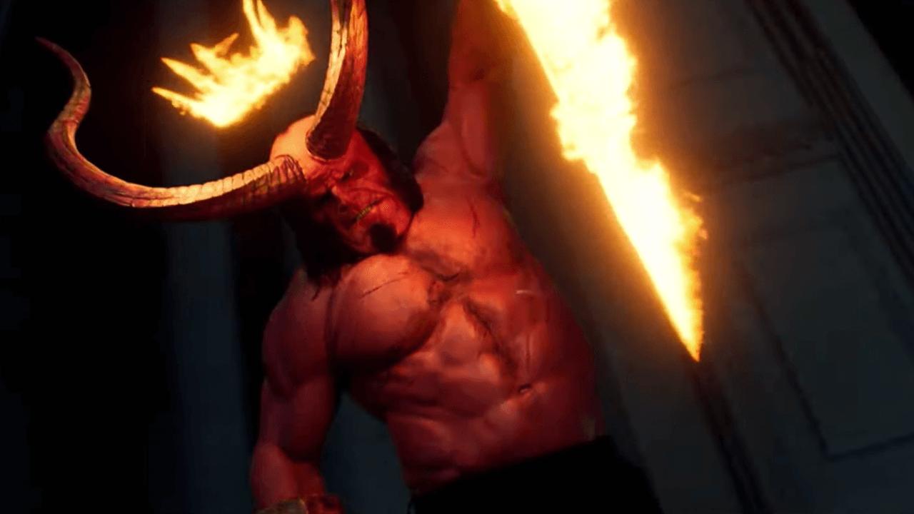 暗黑系英雄「Hellboy」地獄歸來《地獄怪客:血后的崛起》第二支預告片釋出首圖