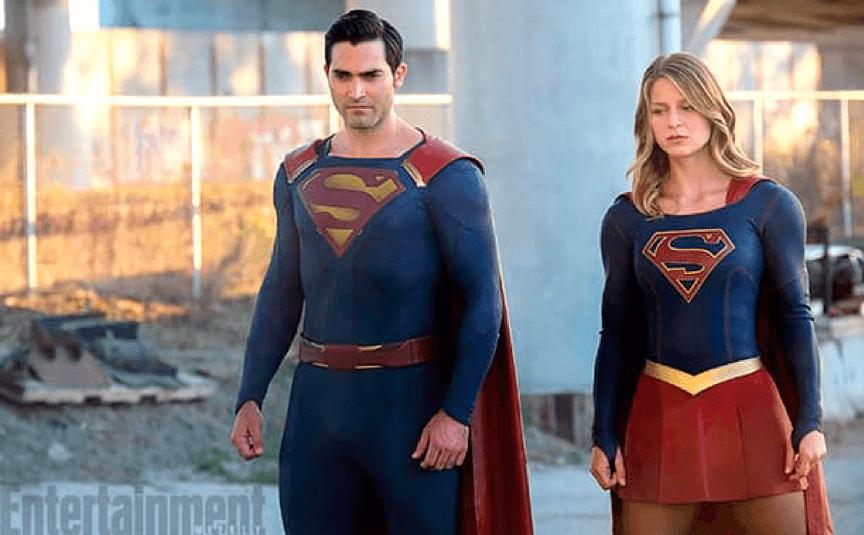 即便是影集版《女超人》,看起來超人還是不像堂弟