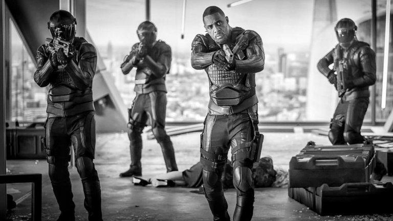 《哈柏與蕭》反派伊卓瑞斯艾巴 (Idris Elba)