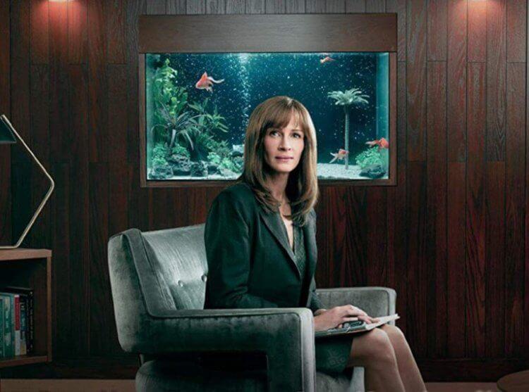 《歸途》第一季主角茱莉亞羅勃茲。