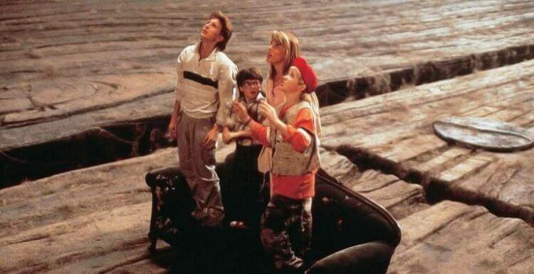 迪士尼去年已經宣布 1989 年經典喜劇電影《親愛的,我把孩子縮小了》將以續集方式重啟。