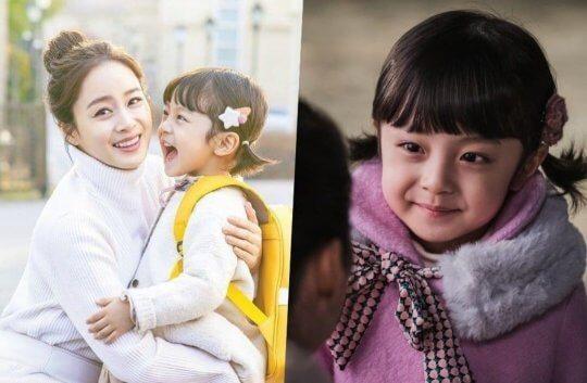 韓劇《哈囉掰掰,我是鬼媽媽》小女兒由男童星飾演