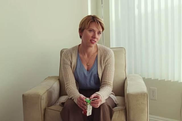 《婚姻故事》(Marriage Story) 史嘉蕾喬韓森演技受到讚賞。