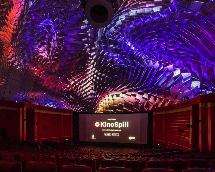 挪威:Colosseum Kino 古羅馬鬥獸場電影院