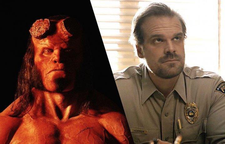 《 地獄怪客:血后的崛起 》由 大衛哈伯 擔綱演出。