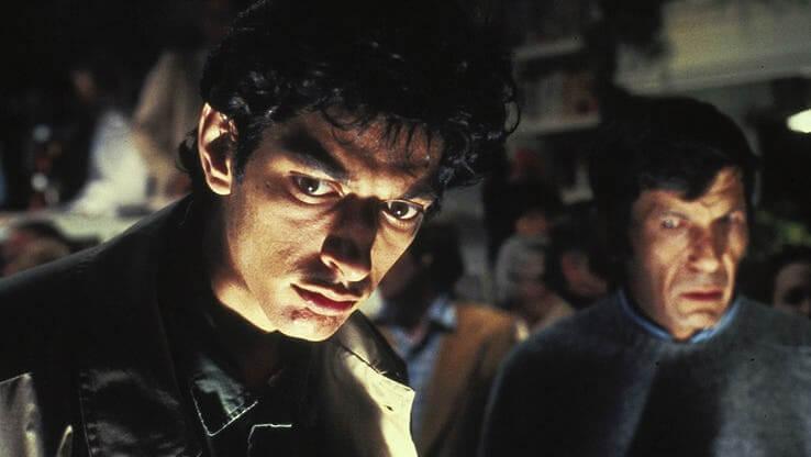 傑夫高布倫 1978 年演出的《變形邪魔》。