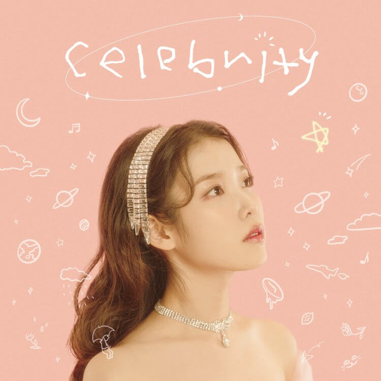 IU推出正規專輯先行曲《Celebrity》成績相當亮眼