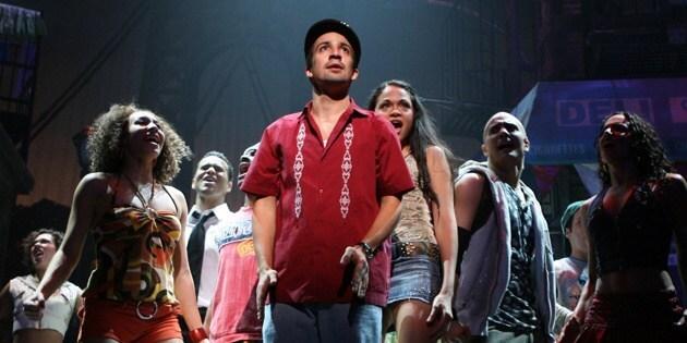 《紐約高地》是《瘋狂亞洲富豪》導演朱浩偉新作,改編同名百老匯音樂劇。