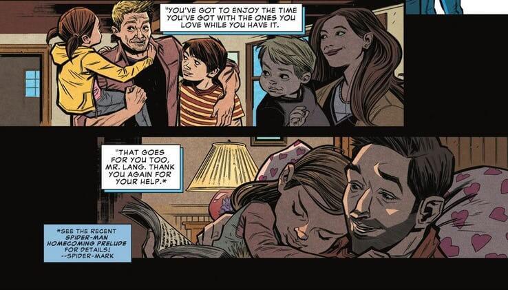 《復仇者聯盟:無限之戰》前導漫畫