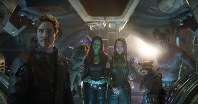 據透露《星際異攻隊 2》與《復仇者聯盟:無限之戰》之間故事時間設定相隔了 4 年。