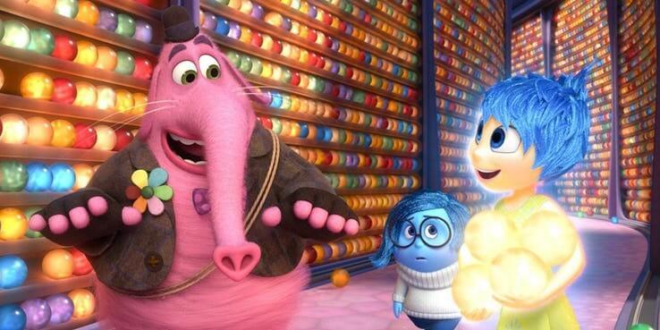 《玩具總動員 4》(Toy Story 4) 也出現小彬彬 (Bing Bong) 的神奇「魔法口袋」