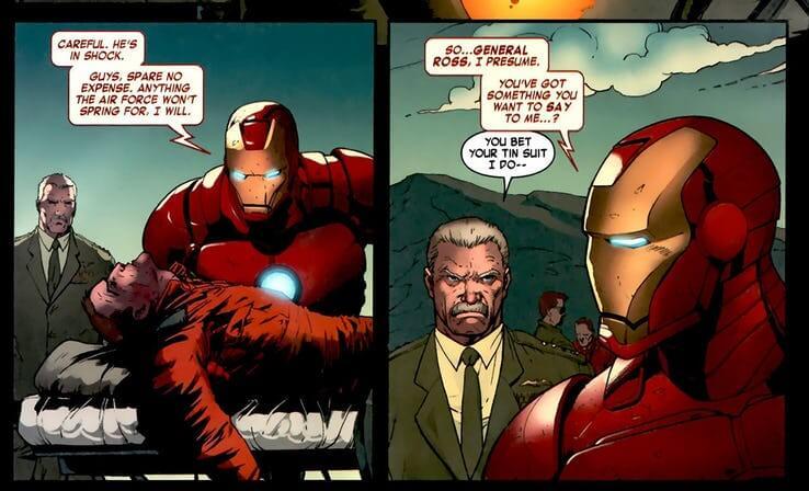 《鋼鐵人 2:公共身分》(Iron Man 2: Public Identity)