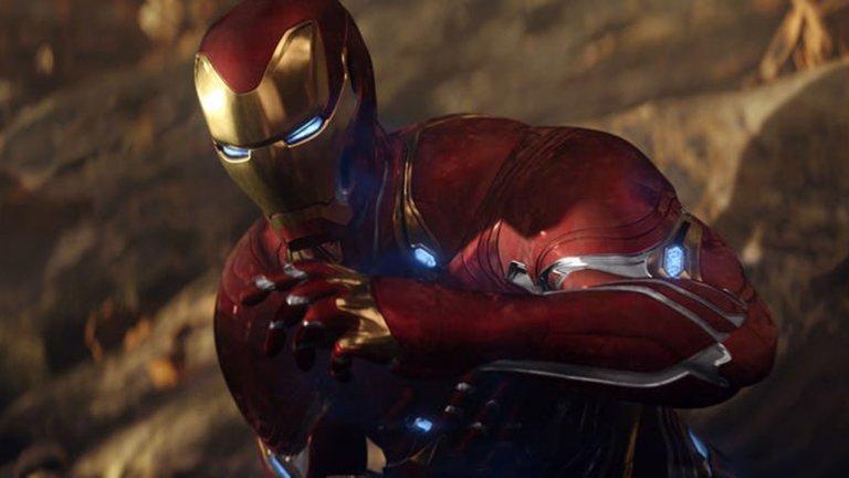 【復仇者聯盟】《復仇者聯盟4》最新場邊照!鋼鐵人超強力◯◯曝光