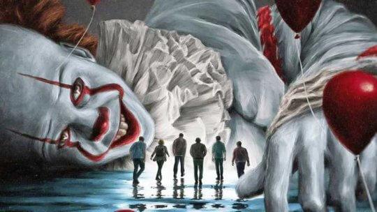 改編自史蒂芬金恐怖小說的 2019 年電影《牠:第二章》,接續 2017 年首集電影劇情,長大的魯蛇俱樂部成員再次挺身面對邪惡小丑的威脅。