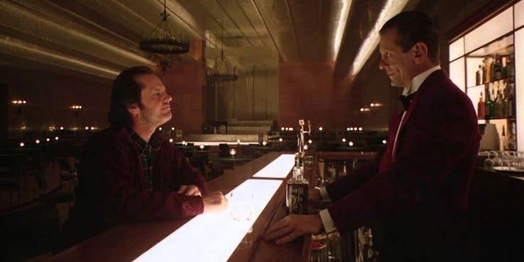 《玩具總動員 4》中有致敬史蒂芬金恐怖小說同名電影 《鬼店》(The Shining) 的經典配樂彩蛋。