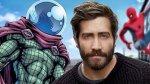 《蜘蛛人:離家日》發佈最新人物立繪美術圖,卻意外曝光傑克葛倫霍「神秘客」造型!