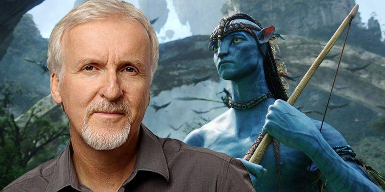 詹姆斯卡麥隆 (James Cameron) 執導《阿凡達》系列電影。