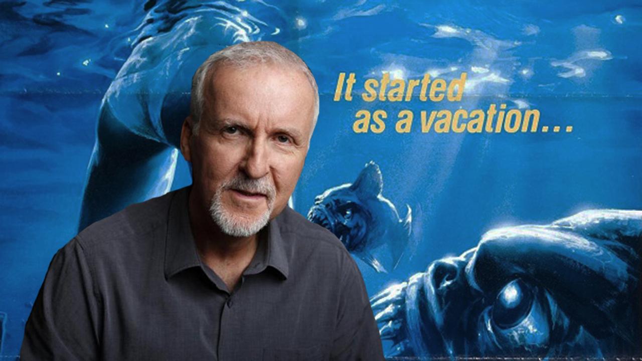 【專題】名導恐怖初體驗:詹姆斯卡麥隆 (上) 險被食人魚反咬一口的大導演