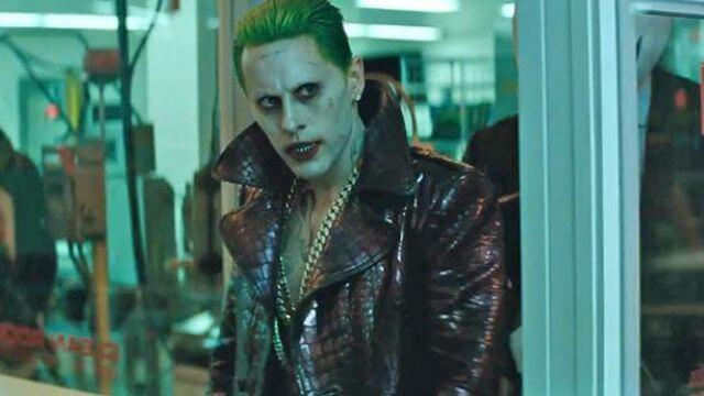 傑瑞德雷托在 2016 年大衛艾亞版本的《自殺突擊隊》中扮演的小丑,前景堪憂。