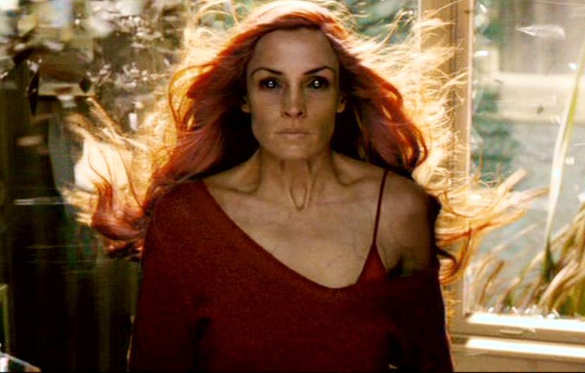 2006 年《X 戰警:最後戰役》中的琴葛雷(芳姬詹森 飾)。